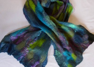 Christine Felted Scarf (2)