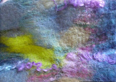 Christine Felted Scarf