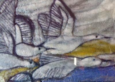 Sylvia - Ducks Detail