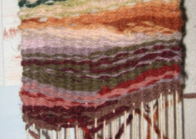 Weaving by Shirley
