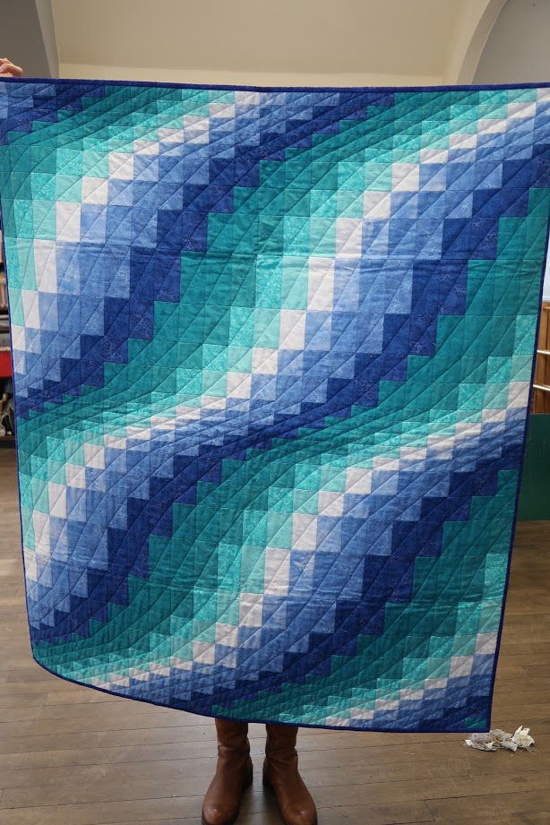 Bargello quilting