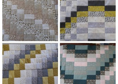 Bargello Quilting with Emma Galbraith