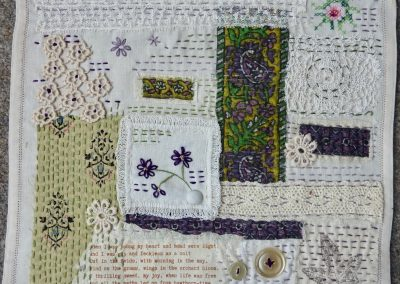 Slow Stitching with Vicky Venn