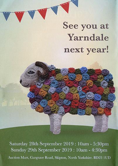YARNDALE - SEP 2019