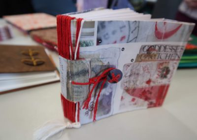 Book Binding with Shirley Williams