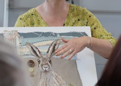 Hens and Hares with Anne Brooke