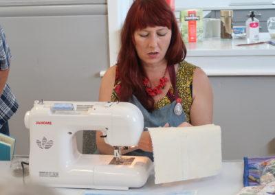 Priscilla Edwards workshop